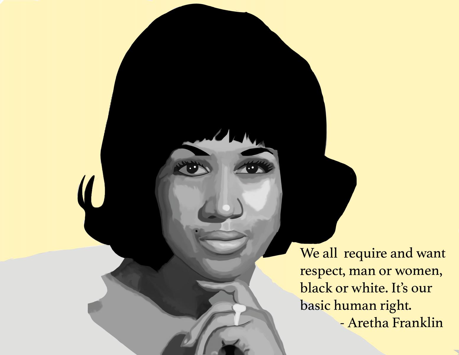 Aretha Franklin - Roselyn Hernandez, 11th