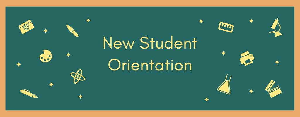 New Student Orientation, June 6th